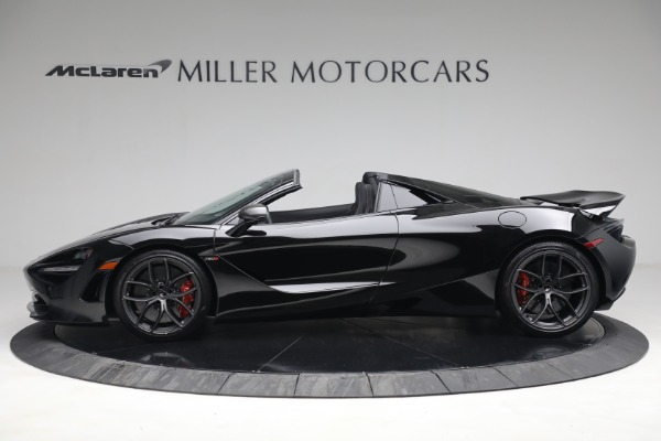 New 2021 McLaren 720S Spider for sale $374,120 at Maserati of Greenwich in Greenwich CT 06830 3