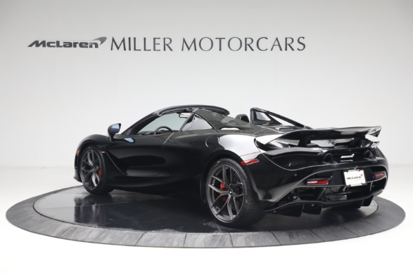 New 2021 McLaren 720S Spider for sale $374,120 at Maserati of Greenwich in Greenwich CT 06830 4