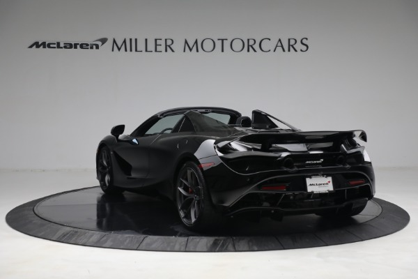 New 2021 McLaren 720S Spider for sale $374,120 at Maserati of Greenwich in Greenwich CT 06830 5