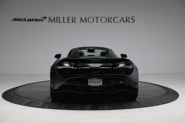 New 2021 McLaren 720S Spider for sale $374,120 at Maserati of Greenwich in Greenwich CT 06830 6