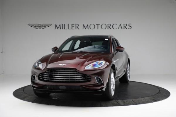 New 2021 Aston Martin DBX for sale $196,386 at Maserati of Greenwich in Greenwich CT 06830 12