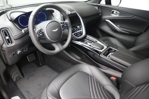 New 2021 Aston Martin DBX for sale $196,386 at Maserati of Greenwich in Greenwich CT 06830 13