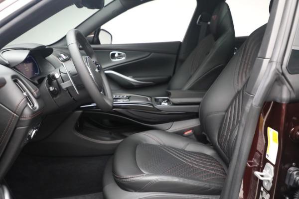 New 2021 Aston Martin DBX for sale $196,386 at Maserati of Greenwich in Greenwich CT 06830 14