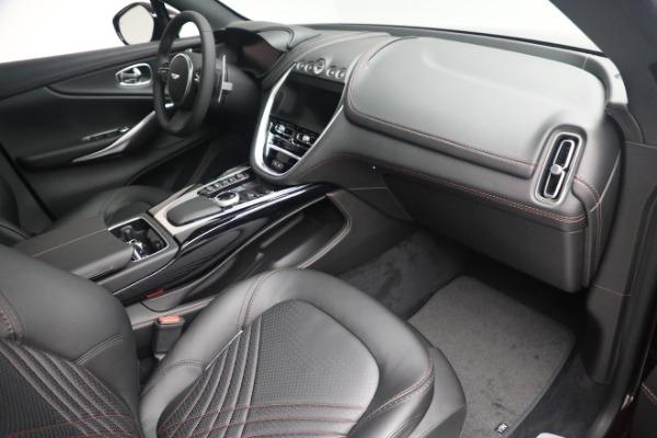 New 2021 Aston Martin DBX for sale $196,386 at Maserati of Greenwich in Greenwich CT 06830 16