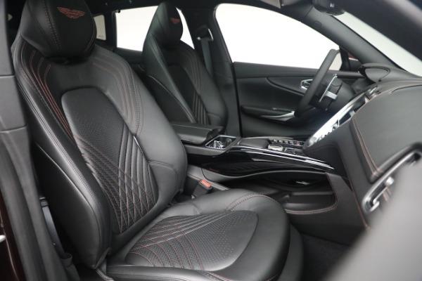 New 2021 Aston Martin DBX for sale $196,386 at Maserati of Greenwich in Greenwich CT 06830 18