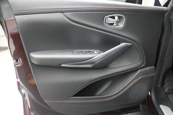 New 2021 Aston Martin DBX for sale $196,386 at Maserati of Greenwich in Greenwich CT 06830 20