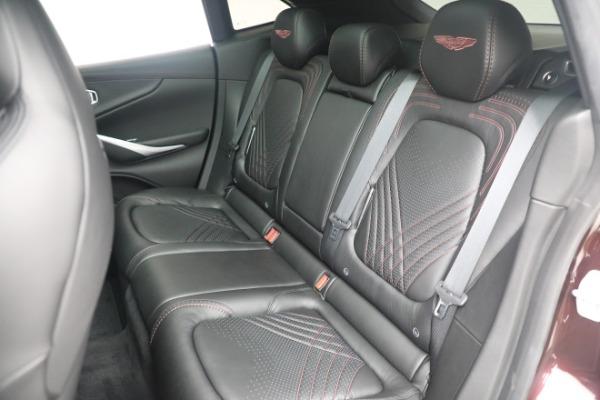 New 2021 Aston Martin DBX for sale $196,386 at Maserati of Greenwich in Greenwich CT 06830 22