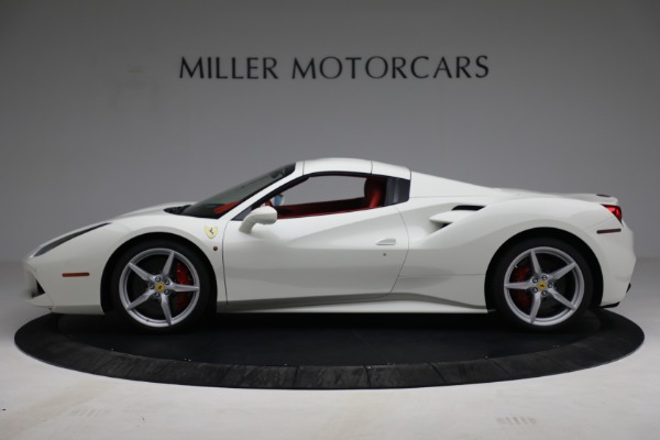 Used 2017 Ferrari 488 Spider for sale Call for price at Maserati of Greenwich in Greenwich CT 06830 15
