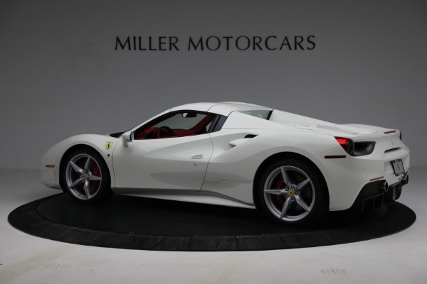 Used 2017 Ferrari 488 Spider for sale Call for price at Maserati of Greenwich in Greenwich CT 06830 16