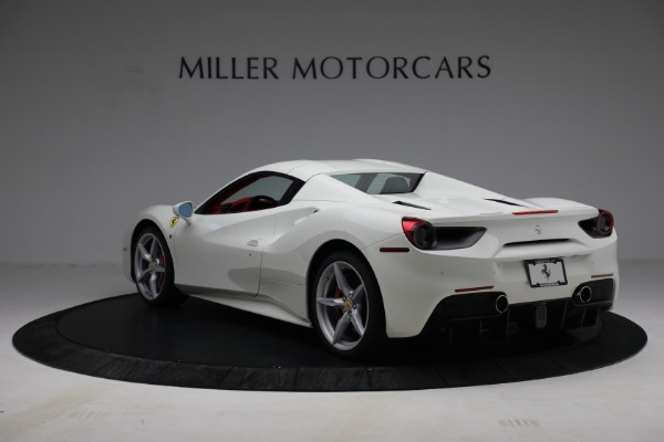 Used 2017 Ferrari 488 Spider for sale Call for price at Maserati of Greenwich in Greenwich CT 06830 17