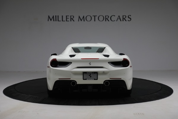 Used 2017 Ferrari 488 Spider for sale Call for price at Maserati of Greenwich in Greenwich CT 06830 18