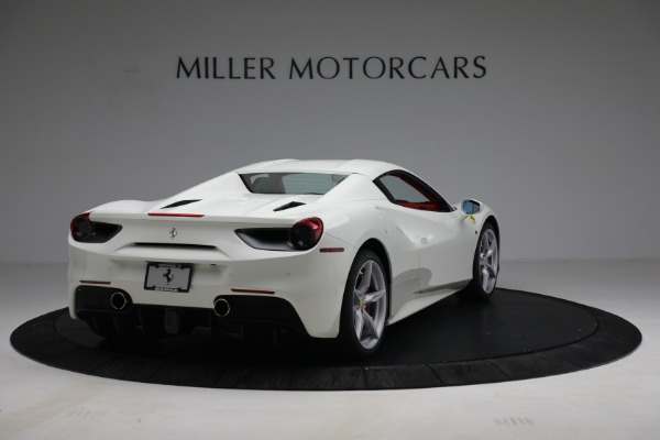Used 2017 Ferrari 488 Spider for sale Call for price at Maserati of Greenwich in Greenwich CT 06830 19