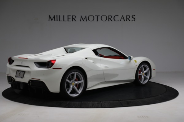Used 2017 Ferrari 488 Spider for sale Call for price at Maserati of Greenwich in Greenwich CT 06830 20