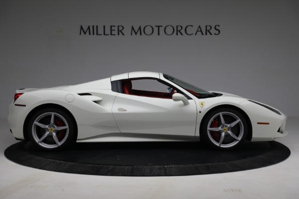 Used 2017 Ferrari 488 Spider for sale Call for price at Maserati of Greenwich in Greenwich CT 06830 21