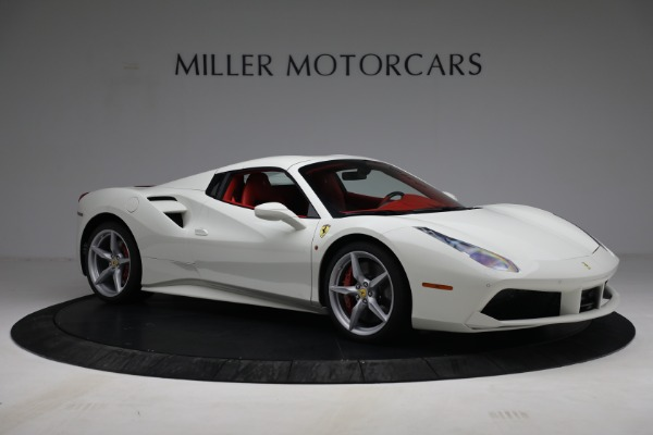 Used 2017 Ferrari 488 Spider for sale Call for price at Maserati of Greenwich in Greenwich CT 06830 22