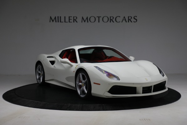 Used 2017 Ferrari 488 Spider for sale Call for price at Maserati of Greenwich in Greenwich CT 06830 23