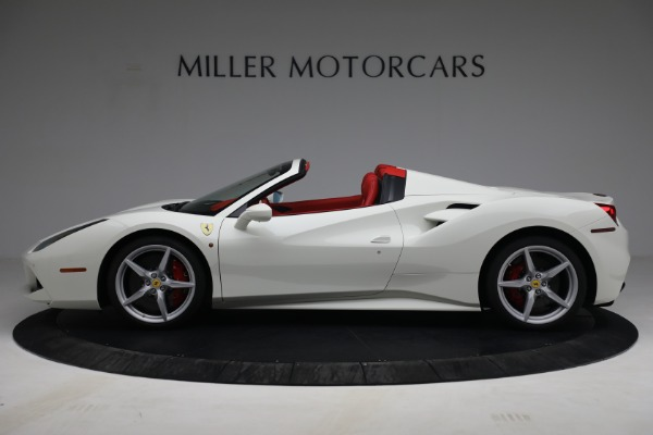 Used 2017 Ferrari 488 Spider for sale Call for price at Maserati of Greenwich in Greenwich CT 06830 3