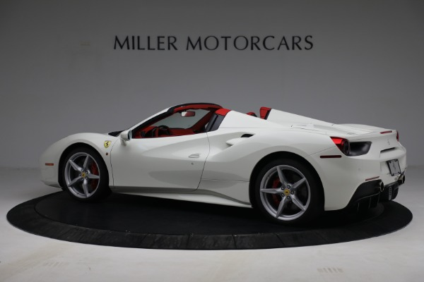 Used 2017 Ferrari 488 Spider for sale Call for price at Maserati of Greenwich in Greenwich CT 06830 4