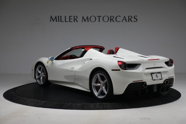 Used 2017 Ferrari 488 Spider for sale Call for price at Maserati of Greenwich in Greenwich CT 06830 5