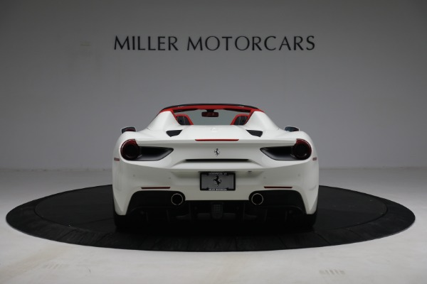 Used 2017 Ferrari 488 Spider for sale Call for price at Maserati of Greenwich in Greenwich CT 06830 6