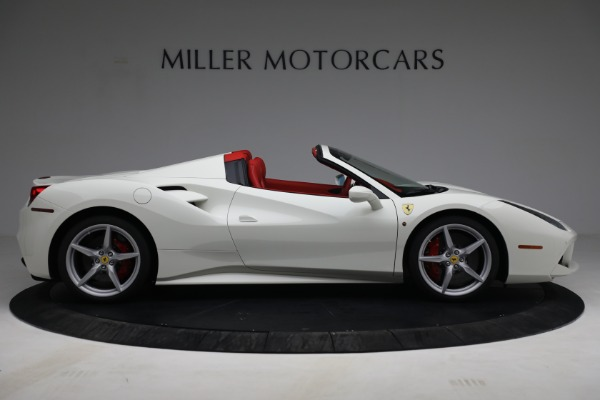 Used 2017 Ferrari 488 Spider for sale Call for price at Maserati of Greenwich in Greenwich CT 06830 9