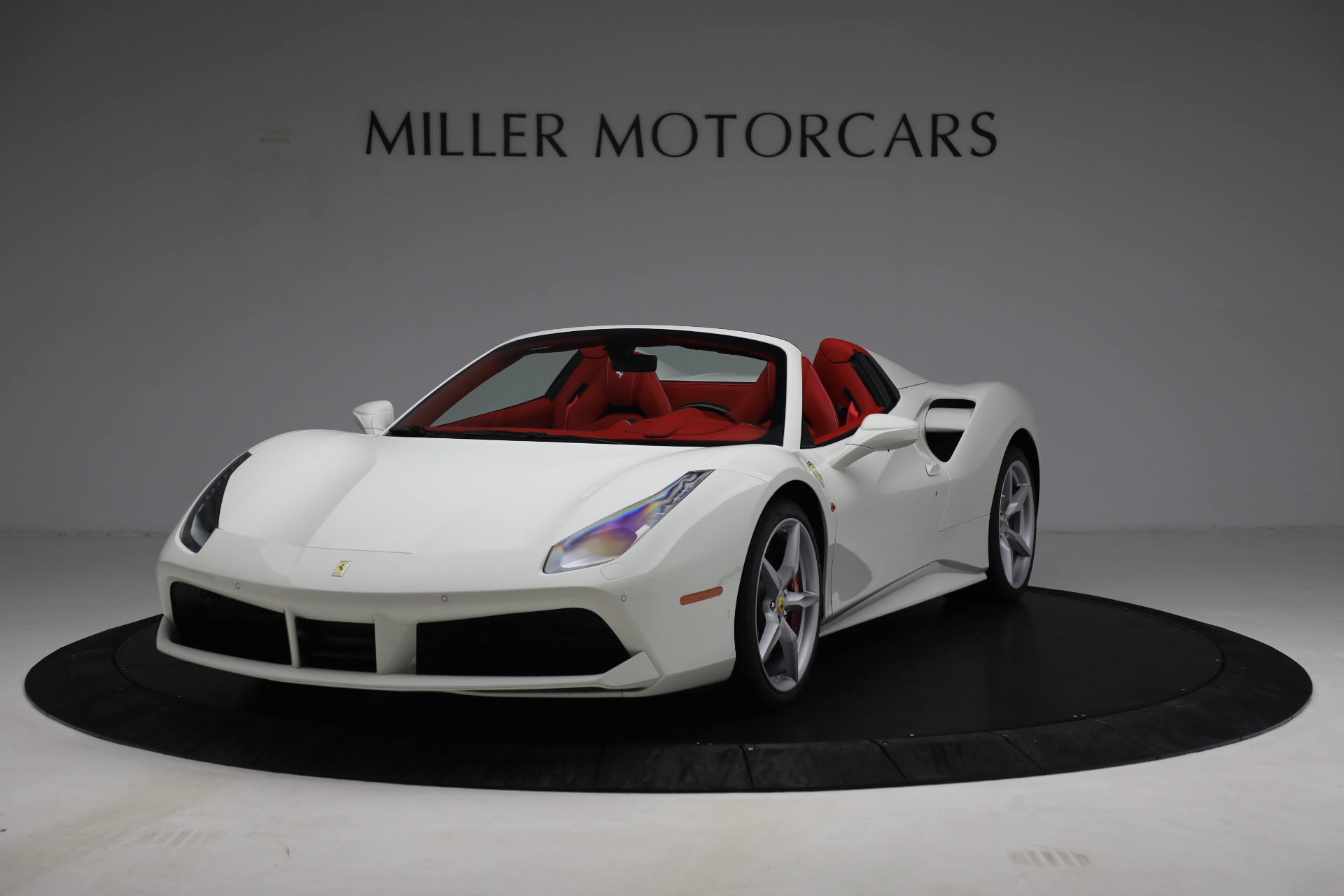 Used 2017 Ferrari 488 Spider for sale Call for price at Maserati of Greenwich in Greenwich CT 06830 1