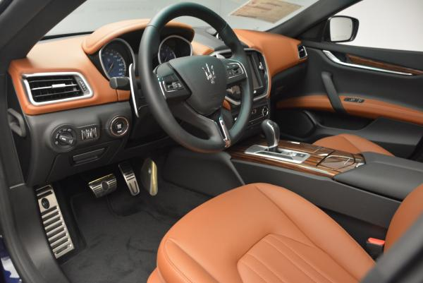 New 2016 Maserati Ghibli S Q4 for sale Sold at Maserati of Greenwich in Greenwich CT 06830 13
