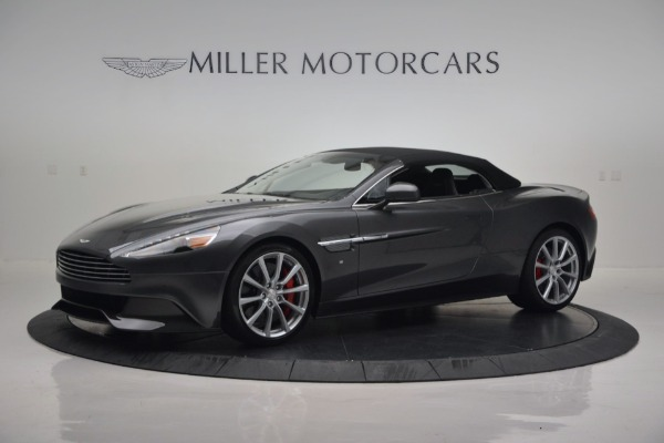 New 2016 Aston Martin Vanquish Volante for sale Sold at Maserati of Greenwich in Greenwich CT 06830 15