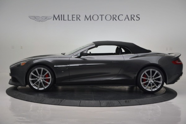 New 2016 Aston Martin Vanquish Volante for sale Sold at Maserati of Greenwich in Greenwich CT 06830 16
