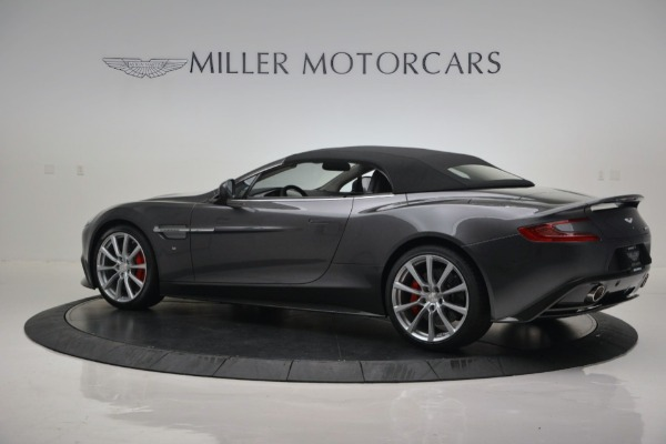 New 2016 Aston Martin Vanquish Volante for sale Sold at Maserati of Greenwich in Greenwich CT 06830 17