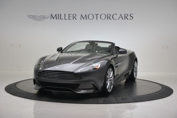 New 2016 Aston Martin Vanquish Volante for sale Sold at Maserati of Greenwich in Greenwich CT 06830 2