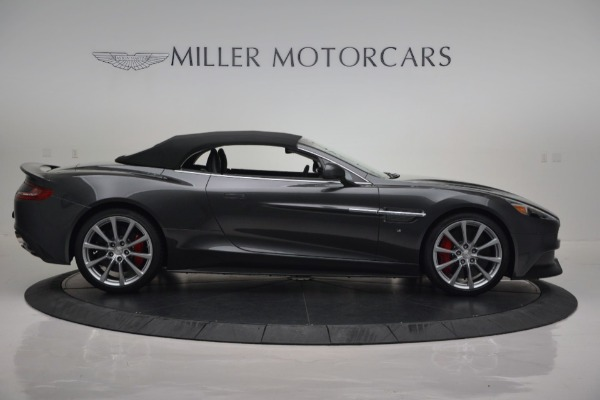 New 2016 Aston Martin Vanquish Volante for sale Sold at Maserati of Greenwich in Greenwich CT 06830 22