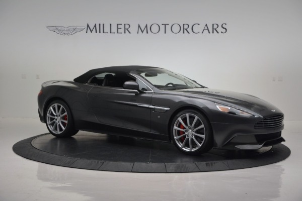 New 2016 Aston Martin Vanquish Volante for sale Sold at Maserati of Greenwich in Greenwich CT 06830 23