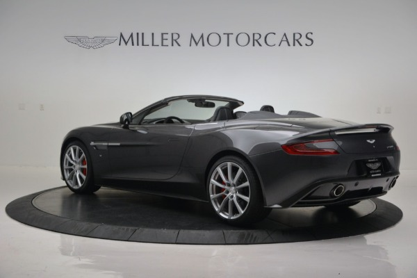 New 2016 Aston Martin Vanquish Volante for sale Sold at Maserati of Greenwich in Greenwich CT 06830 4