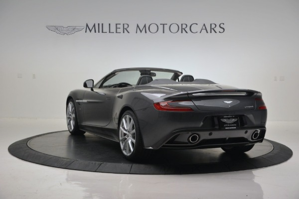 New 2016 Aston Martin Vanquish Volante for sale Sold at Maserati of Greenwich in Greenwich CT 06830 5