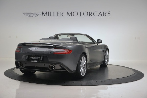 New 2016 Aston Martin Vanquish Volante for sale Sold at Maserati of Greenwich in Greenwich CT 06830 7
