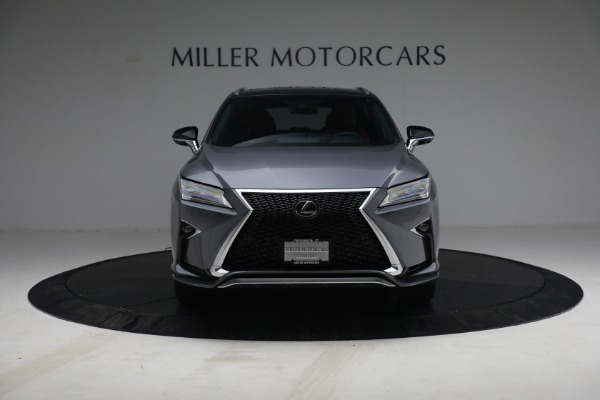 Used 2018 Lexus RX 350 F SPORT for sale Sold at Maserati of Greenwich in Greenwich CT 06830 12