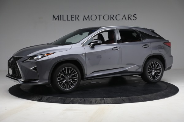Used 2018 Lexus RX 350 F SPORT for sale Sold at Maserati of Greenwich in Greenwich CT 06830 2