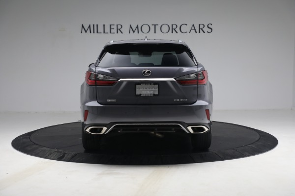 Used 2018 Lexus RX 350 F SPORT for sale Sold at Maserati of Greenwich in Greenwich CT 06830 6