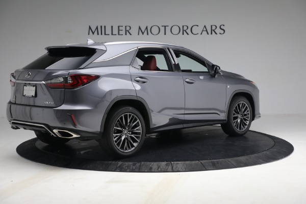 Used 2018 Lexus RX 350 F SPORT for sale Sold at Maserati of Greenwich in Greenwich CT 06830 8