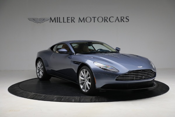 Used 2018 Aston Martin DB11 V12 for sale Sold at Maserati of Greenwich in Greenwich CT 06830 10