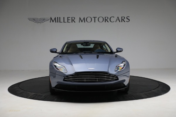 Used 2018 Aston Martin DB11 V12 for sale Sold at Maserati of Greenwich in Greenwich CT 06830 11
