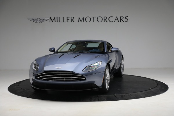 Used 2018 Aston Martin DB11 V12 for sale Sold at Maserati of Greenwich in Greenwich CT 06830 12