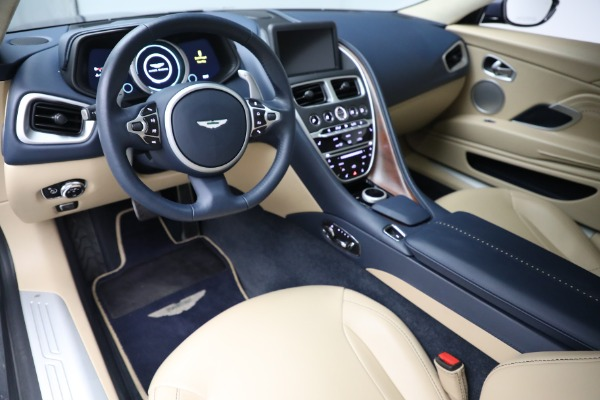Used 2018 Aston Martin DB11 V12 for sale Sold at Maserati of Greenwich in Greenwich CT 06830 14