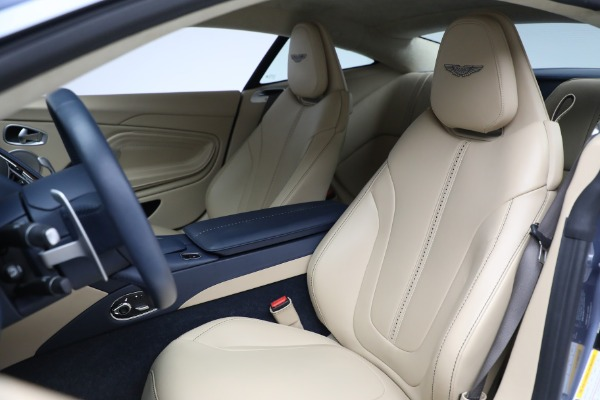 Used 2018 Aston Martin DB11 V12 for sale Sold at Maserati of Greenwich in Greenwich CT 06830 15