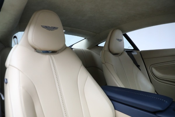 Used 2018 Aston Martin DB11 V12 for sale Sold at Maserati of Greenwich in Greenwich CT 06830 16
