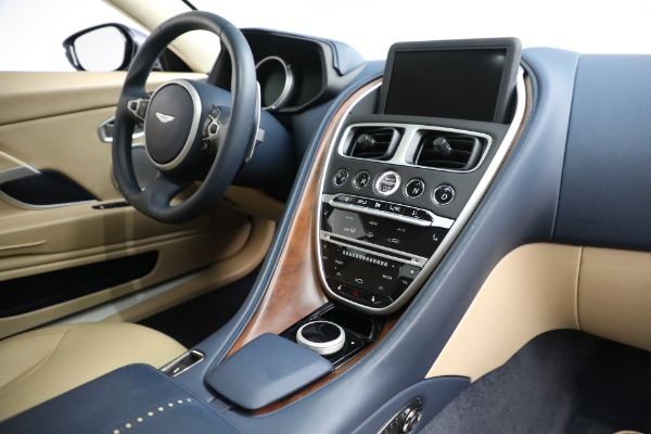 Used 2018 Aston Martin DB11 V12 for sale Sold at Maserati of Greenwich in Greenwich CT 06830 17
