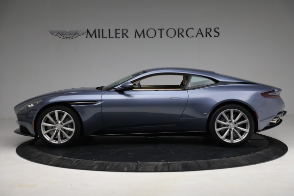 Used 2018 Aston Martin DB11 V12 for sale Sold at Maserati of Greenwich in Greenwich CT 06830 2