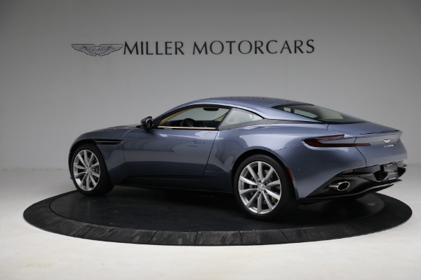 Used 2018 Aston Martin DB11 V12 for sale Sold at Maserati of Greenwich in Greenwich CT 06830 3