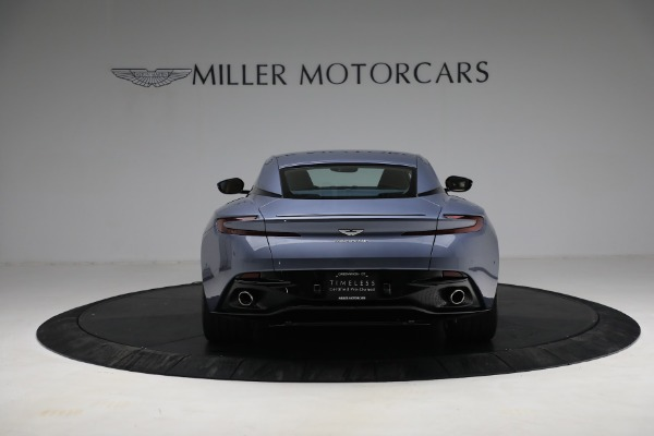 Used 2018 Aston Martin DB11 V12 for sale Sold at Maserati of Greenwich in Greenwich CT 06830 5